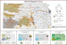 University Of Arkansas Map Kansas Geological Survey Kgs High Plains Ogallala Aquifer Maps