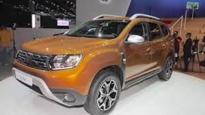 renault duster 2017 automatic 2018 dacia duster 2017 frankfurt auto show youtube