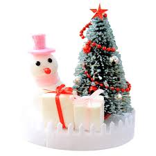 online shop christmas snowman doll decoration xmas tree table