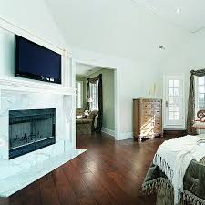 Handscraped Laminate Wood Flooring Shop Style Selections Plus 6 14 In W X 4 52 Ft L Hs Barrel Hickory
