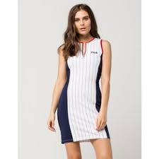 fila crystal dress 72 liked on polyvore featuring dresses