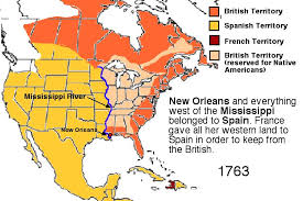 america map before and after and indian war the and indian war