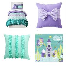 Lavender Rugs For Little Girls Bedrooms Little Mermaid U0027s Room Love The Teal And Purple Combo So