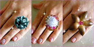 jewelry crafts pretty handmade rings youtube jewelry crafts pretty handmade rings youtube