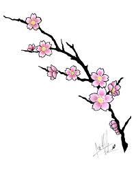amazing cherry blossom flowers design