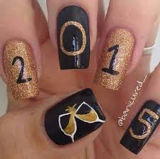 17 best nails new years images on pinterest new year u0027s nails