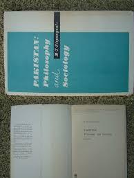 PAKISTAN Philosophy and Sociology Pakistan