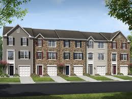 tydings floor plan in hyett u0027s crossing townhomes calatlantic homes