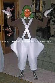 Oompa Loompa Halloween Costumes Coolest Homemade Willy Wonka Oompa Loompa Costumes Oompa