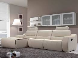 Italian Leather Recliner Sofa Leather Reclining Sectional Sofa The Clayton Design Leather