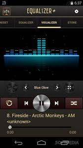 android mp3 player equalizer mp3 player volume for android