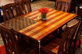 American Made Furniture From DutchCrafters - American made dining room furniture