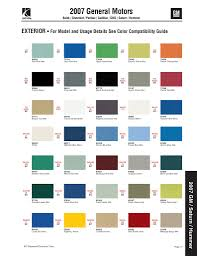 28 gm paint code u929l 1968 camaro paint codes paint code