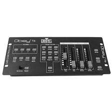 dmx light controller ebay
