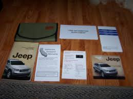 2011 jeep grand cherokee owners manual jeep amazon com books