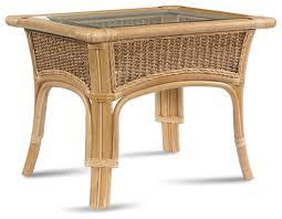 Rattan Accent Table Rattan Coffee Table Black Dans Design Magz Make A Rattan