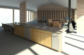 revit commercial kitchen sink