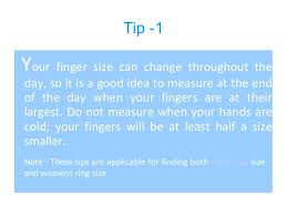 womens ring size tips for measuring your ring size