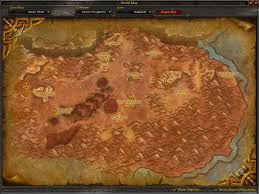 World Of Warcraft Map by Quest Completist Quests U0026 Leveling World Of Warcraft Addons