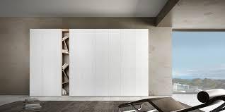 armadi di design armadio libreria moderno voltan mobili magazine