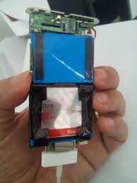 upgrade your ipod mini with flash memory no more hard drive 6