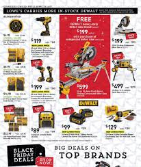 lowes appliances sales black friday lowe u0027s bf ad scan how to shop for free with kathy spencer