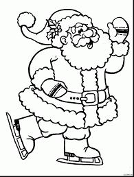 superb santa reindeer coloring pages santa claus coloring