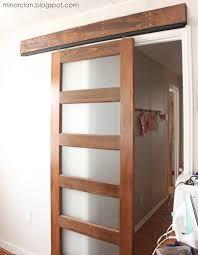 Buy Sliding Barn Doors Interior Diy Sliding Door The Lettered Cottage Within Rolling Barn Doors
