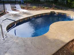 using small octagon inground swimming pools ideas house design