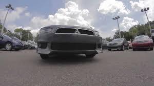 2011 Mitsubishi Lancer Es Review Autoline U0027s 2011 Mitsubishi Lancer Gts Walk Around Review Test