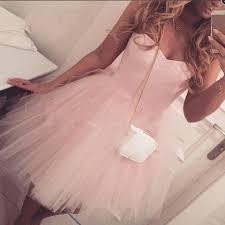 light pink graduation dresses lovely light pink tulle short homecoming dresses cute prom dresses