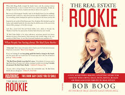 the real estate rookie reviews 3 funny books by bob boog