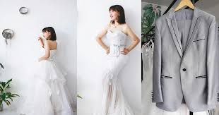 wedding dress rental bali claresta wedding gown and tuxedo bali shuka wedding