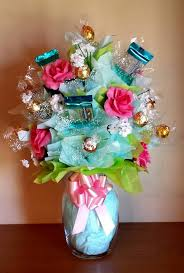 How To Make A Candy Bouquet Best 25 Candy Bouquet Birthday Ideas On Pinterest Candy Bouquet