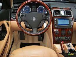 maserati models interior 2006 maserati quattroporte standard quattroporte model beige