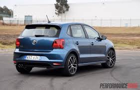 gti volkswagen 2015 2015 volkswagen polo gti review track test video