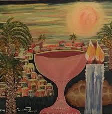 shabbat candles paintings fine art america