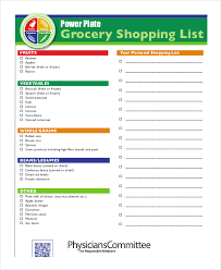grocery shopping list 10 free pdf psd documents download