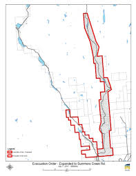 Wildfire Map Kamloops by Oliver Daily News U2013 The One You Turn To