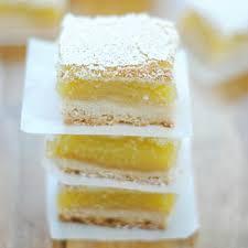 foodvee ina garten u0027s lemon bars