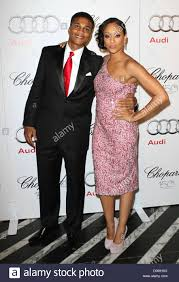 cory hardrict and wife tia mowry audi hosts a cocktail party to