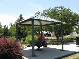 Sheridan Grill Gazebo by James A Taylor Park