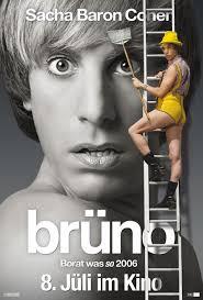bruno 2009 movie posters joblo posters