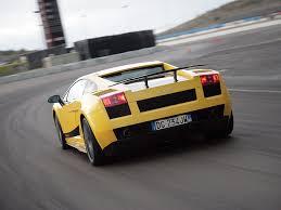 Lamborghini Gallardo 1st Generation - lamborghini gallardo superleggera 2007