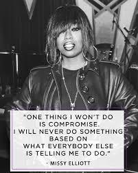 Missy Elliott Sock It To Me Missy Elliott And Her Uncompromising Style U0027work It U0027 On Elle Cover