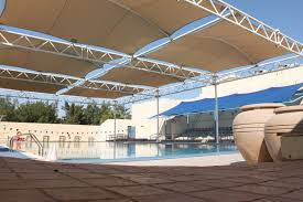 Backyard Canopy Ideas by Swimming Pool Shade Ideas Pool Design Ideas