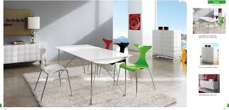 dining table cool modern dining room tables durban modern