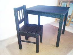 Mickey Mouse Kids Table And Chairs Furniture Attractive Modern Chair And Table Children Furniture