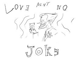 a batman valentine u0027s day artist show off comic vine