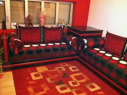 canape arabe maroc salons accueil